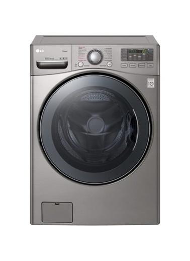 LG LG F2K2CHK2T A+++ 1000 Devir 17 KG Yıkama + 10 KG Kurutma Çamaşır Makinesi Inox Beyaz